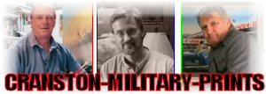 Cranston Military Prints .com Home Page